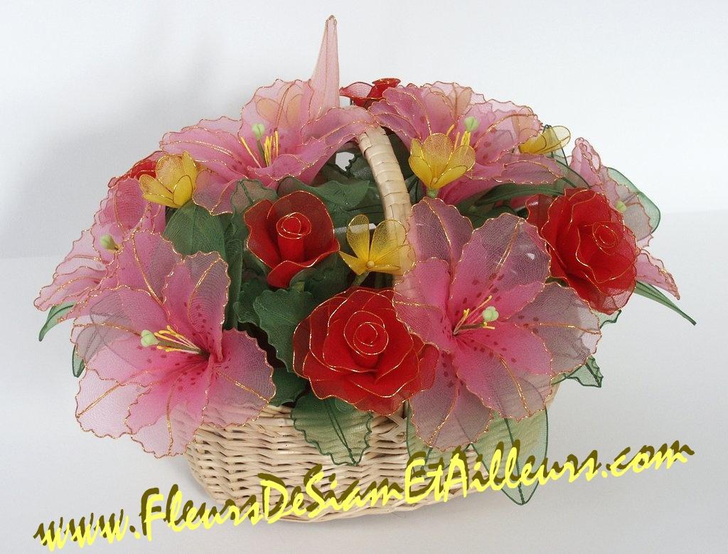Какую красоту я нашла это цветы